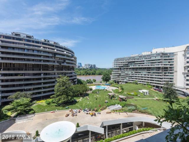 2500 Virginia NW 703-S, Washington, DC 20037 (#DC10286235) :: Provident Real Estate