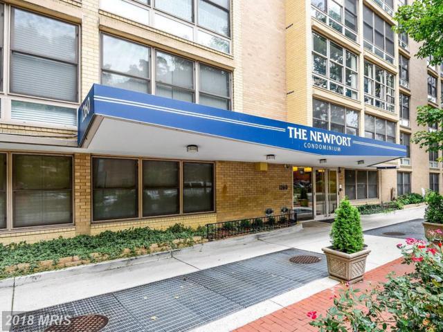 1260 21ST Street NW #605, Washington, DC 20036 (#DC10287551) :: Keller Williams Pat Hiban Real Estate Group