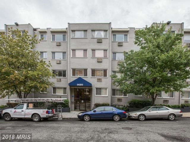 1420 Clifton Street NW #405, Washington, DC 20009 (#DC10287841) :: Eng Garcia Grant & Co.