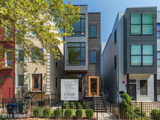517 Q Street NW #2, Washington, DC 20001 (#DC10288722) :: Keller Williams Pat Hiban Real Estate Group