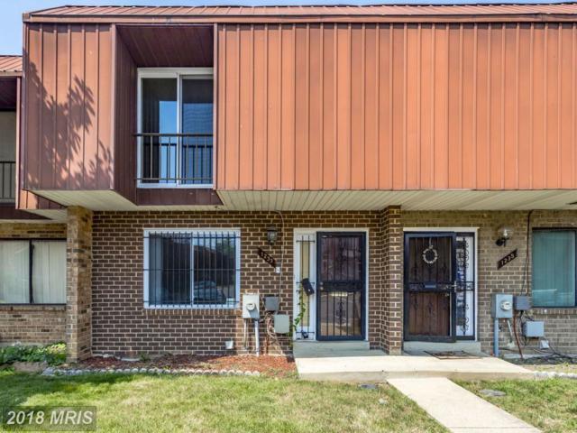1233 42ND Street SE #26, Washington, DC 20020 (#DC10289212) :: Provident Real Estate