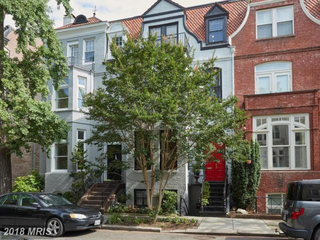 2021 Hillyer Place NW, Washington, DC 20009 (#DC10290628) :: LoCoMusings