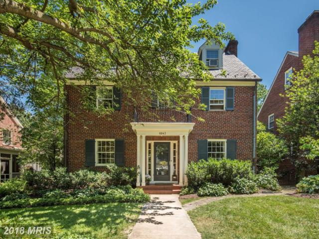 6643 Western Avenue NW, Washington, DC 20015 (#DC10292783) :: Keller Williams Pat Hiban Real Estate Group