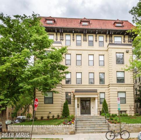 2633 Adams Mill Road NW #305, Washington, DC 20009 (#DC10293475) :: Keller Williams Pat Hiban Real Estate Group
