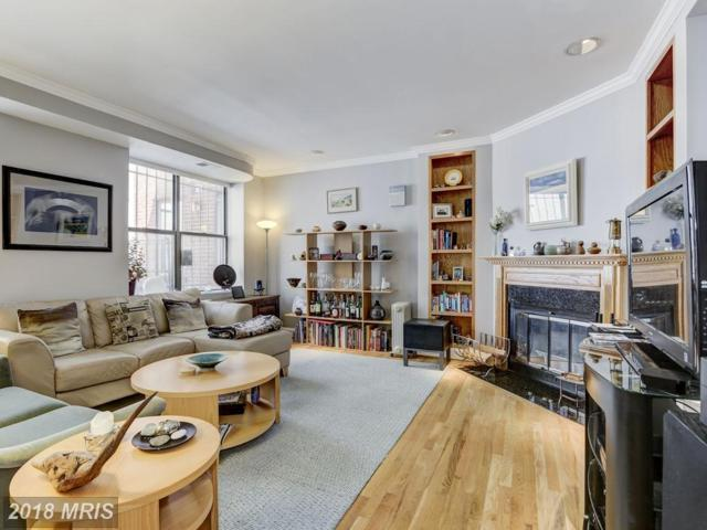 2370 Champlain Street NW #24, Washington, DC 20009 (#DC10294469) :: Keller Williams Pat Hiban Real Estate Group