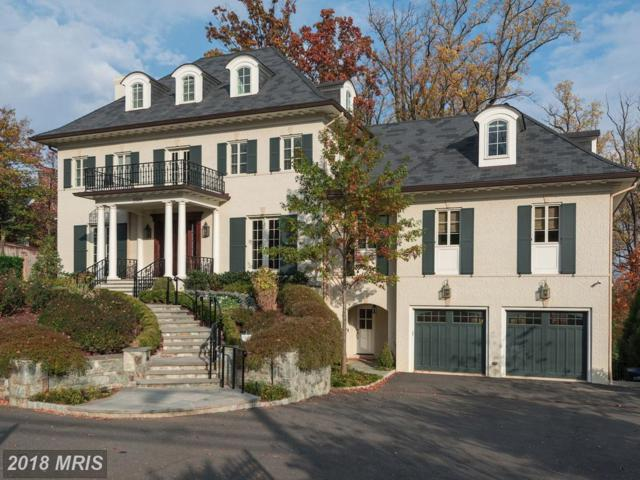 2509 Foxhall Road NW, Washington, DC 20007 (#DC10294830) :: The Maryland Group of Long & Foster