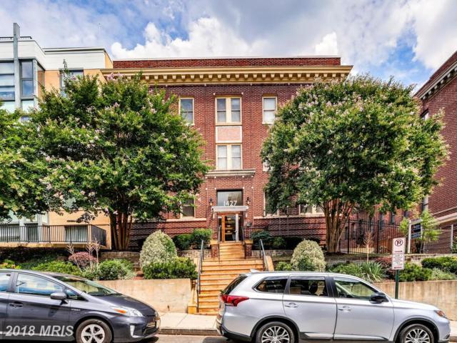 1427 Chapin Street NW #105, Washington, DC 20009 (#DC10294861) :: The Daniel Register Group