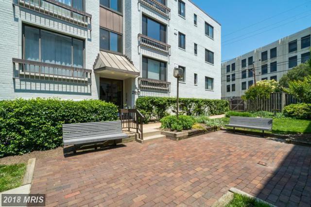2610 Tunlaw Road NW #303, Washington, DC 20007 (#DC10294895) :: Keller Williams Pat Hiban Real Estate Group