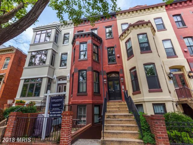 1612 15TH Street NW #4, Washington, DC 20009 (#DC10295111) :: Provident Real Estate