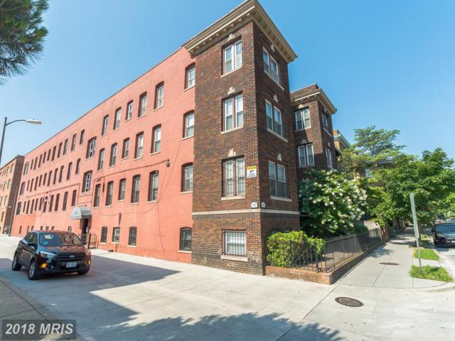 1420 Harvard Street NW #306, Washington, DC 20009 (#DC10295269) :: LoCoMusings