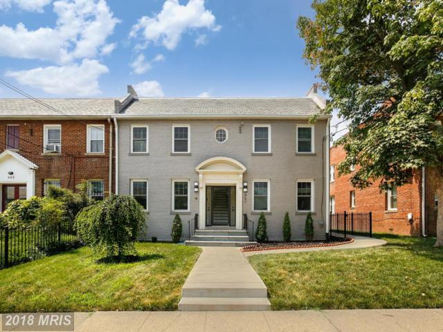 901 Quincy Street NE #1, Washington, DC 20017 (#DC10295284) :: Keller Williams Pat Hiban Real Estate Group