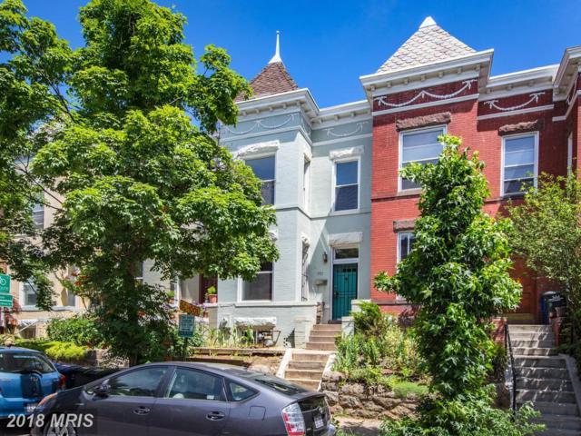 1721 Newton Street NW, Washington, DC 20010 (#DC10295411) :: Keller Williams Pat Hiban Real Estate Group