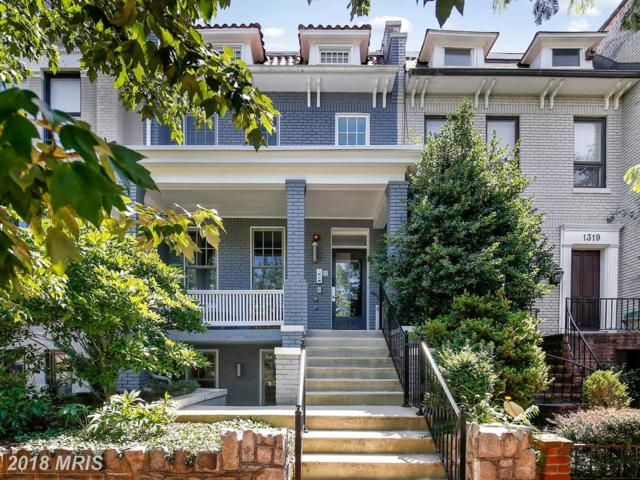 1321 21ST Street NW #1, Washington, DC 20036 (#DC10295419) :: Provident Real Estate