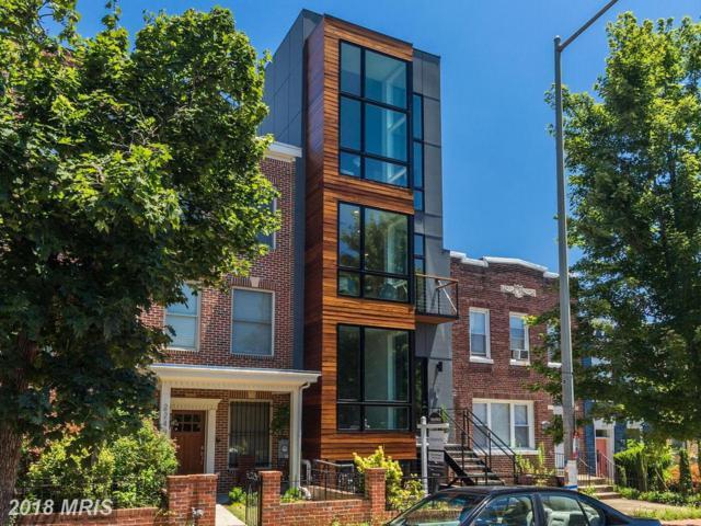 2247 12TH Street NW #3, Washington, DC 20009 (#DC10295622) :: Keller Williams Pat Hiban Real Estate Group