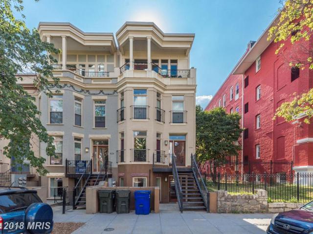 2516 17TH Street NW #1, Washington, DC 20009 (#DC10295913) :: Keller Williams Pat Hiban Real Estate Group