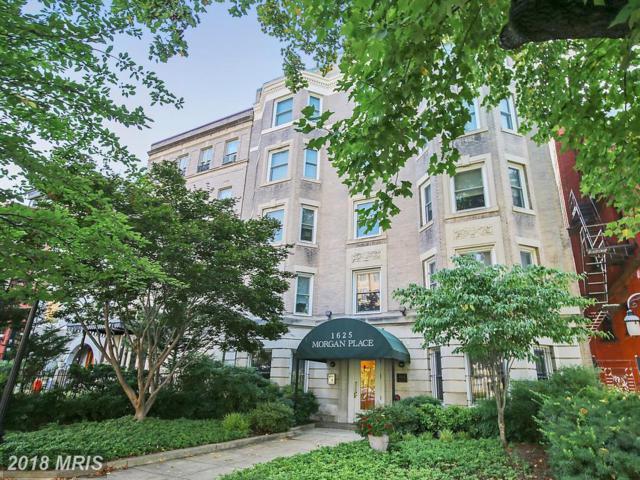 1625 16TH Street NW #403, Washington, DC 20009 (#DC10296202) :: Charis Realty Group