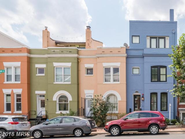 2298 Champlain Street NW B, Washington, DC 20009 (#DC10296210) :: Keller Williams Pat Hiban Real Estate Group