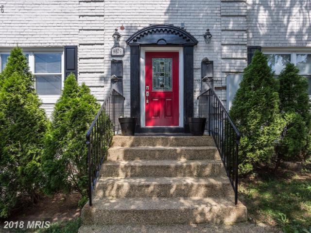 4829 4TH Street NW #2, Washington, DC 20011 (#DC10296251) :: Keller Williams Pat Hiban Real Estate Group