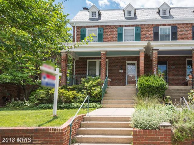 3624 Warren Street NW, Washington, DC 20008 (#DC10296276) :: Eng Garcia Grant & Co.