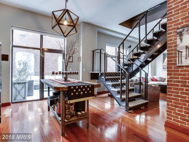 1413 P Street NW #204, Washington, DC 20005 (#DC10296374) :: Provident Real Estate