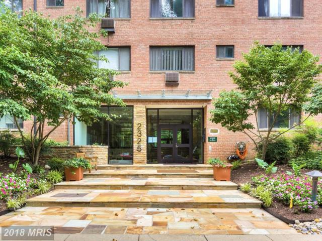 2325 42ND Street NW #420, Washington, DC 20007 (#DC10296414) :: Charis Realty Group