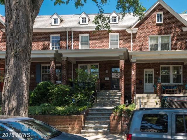 2421 39TH Place NW, Washington, DC 20007 (#DC10297178) :: Charis Realty Group