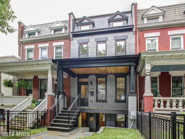 1317 Maryland Avenue NE, Washington, DC 20002 (#DC10297393) :: Keller Williams Pat Hiban Real Estate Group