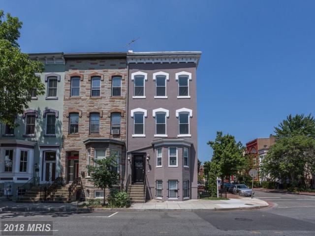 1708 9TH Street NW B, Washington, DC 20001 (#DC10297467) :: LoCoMusings