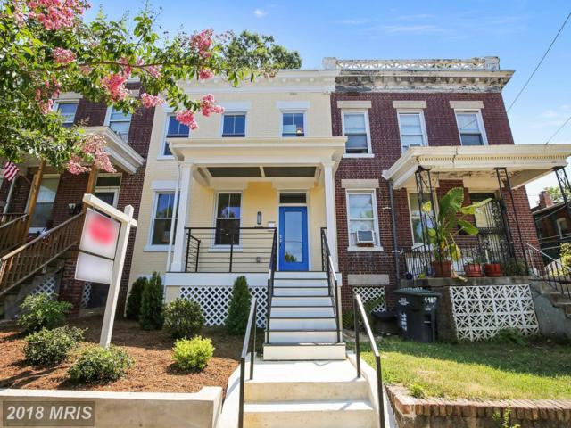 4409 9TH Street NW, Washington, DC 20011 (#DC10297659) :: Provident Real Estate
