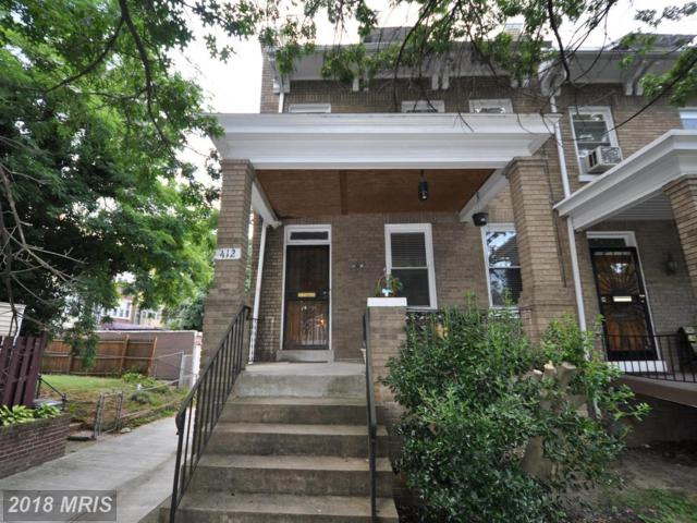 412 Webster Street NW, Washington, DC 20011 (#DC10298440) :: Provident Real Estate