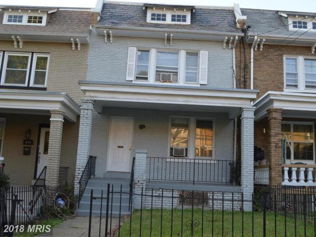 413 Emerson Street NW, Washington, DC 20011 (#DC10299835) :: Charis Realty Group