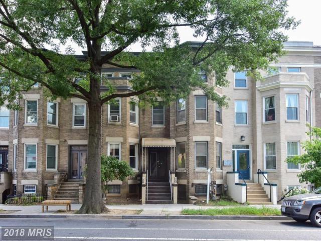 2705 11TH Street NW, Washington, DC 20001 (#DC10300244) :: The Daniel Register Group