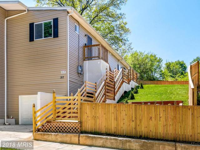 317 Burns Street SE, Washington, DC 20019 (#DC10300888) :: Provident Real Estate