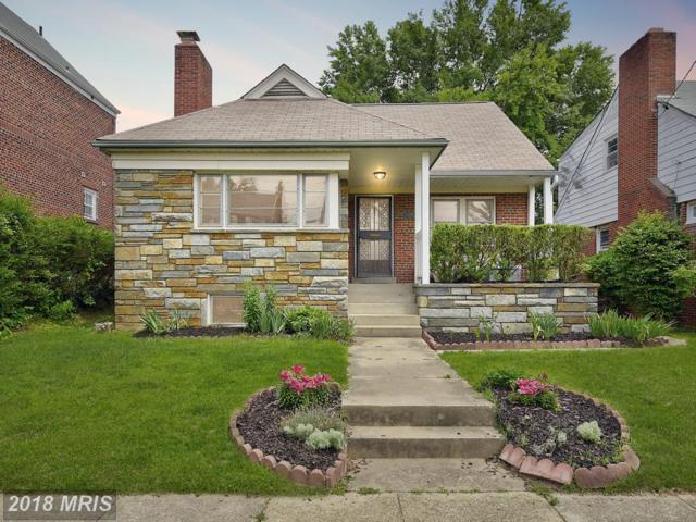 230 Oneida Street NE, Washington, DC 20011 (#DC10300910) :: Dart Homes