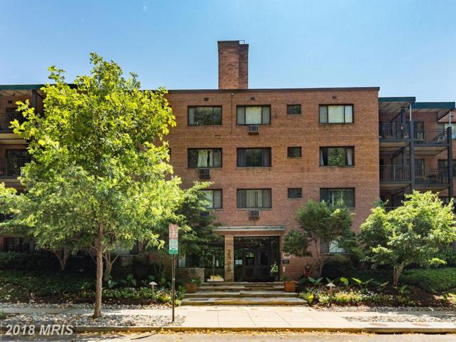 2325 42ND Street NW #305, Washington, DC 20007 (#DC10301367) :: Charis Realty Group