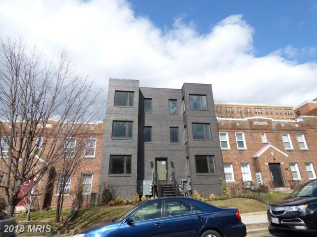909 Quincy Street NW #1, Washington, DC 20011 (#DC10301627) :: Eng Garcia Grant & Co.