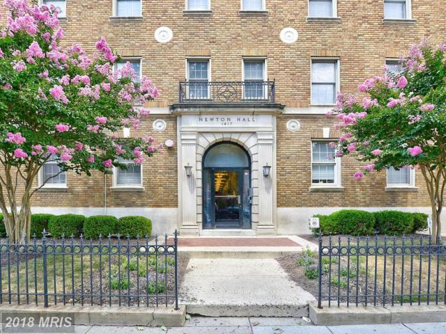 1417 Newton Street NW #408, Washington, DC 20010 (#DC10301918) :: Frontier Realty Group