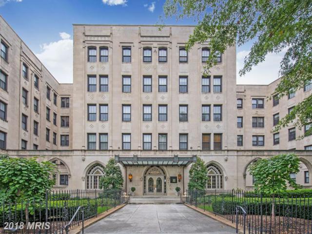 1613 Harvard Street NW #306, Washington, DC 20009 (#DC10302130) :: Charis Realty Group