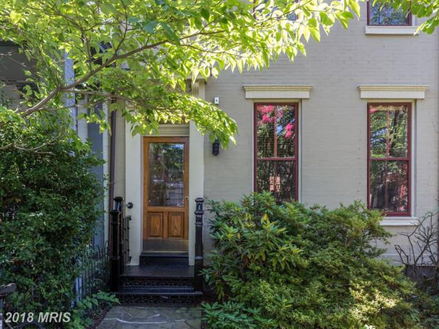 1432 S Street NW, Washington, DC 20009 (#DC10302564) :: Eng Garcia Grant & Co.