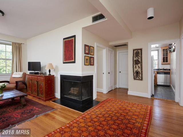 18 9TH Street NE #303, Washington, DC 20002 (#DC10302705) :: Eng Garcia Grant & Co.