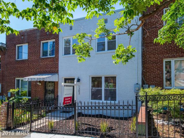 1383 Adams Street NE, Washington, DC 20018 (#DC10303195) :: Frontier Realty Group