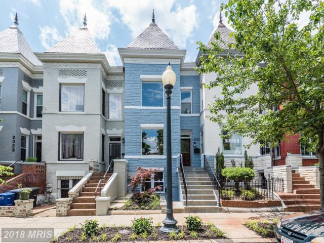 2032 Flagler Place NW, Washington, DC 20001 (#DC10304634) :: The Daniel Register Group