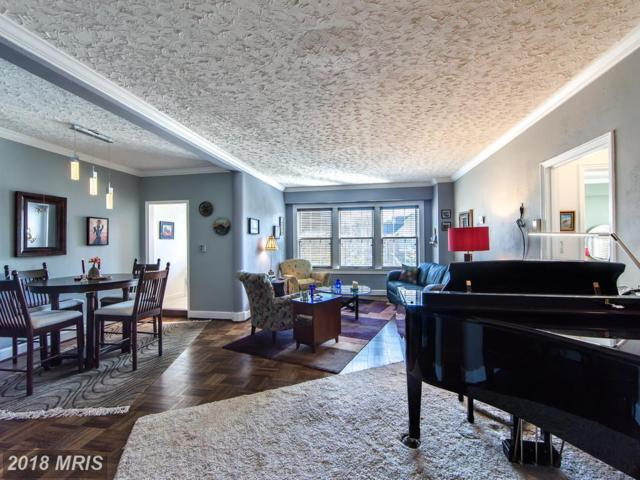3901 Cathedral Avenue NW #404, Washington, DC 20016 (#DC10305616) :: The Daniel Register Group
