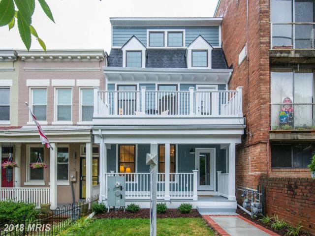 317 W Street NE Unit 1, Washington, DC 20002 (#DC10307336) :: Pearson Smith Realty