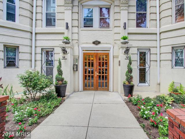 1831 Belmont Road NW #301, Washington, DC 20009 (#DC10309208) :: Keller Williams Pat Hiban Real Estate Group