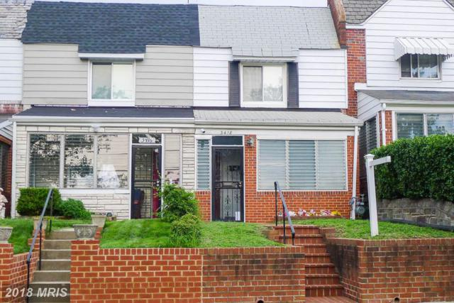 3418 Eads Street NE, Washington, DC 20019 (#DC10310272) :: Bob Lucido Team of Keller Williams Integrity