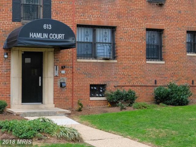 613 Hamlin Street NE #9, Washington, DC 20017 (#DC10311873) :: Pearson Smith Realty
