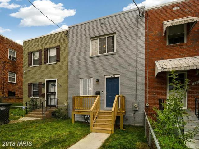 2203 Hartford Street SE, Washington, DC 20020 (#DC10312086) :: Pearson Smith Realty