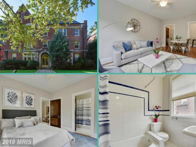 3024 Porter Street NW #301, Washington, DC 20008 (#DC10313440) :: Pearson Smith Realty