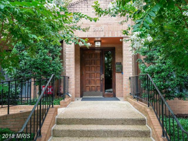 2012 Wyoming Avenue NW #202, Washington, DC 20009 (#DC10314131) :: Crossman & Co. Real Estate